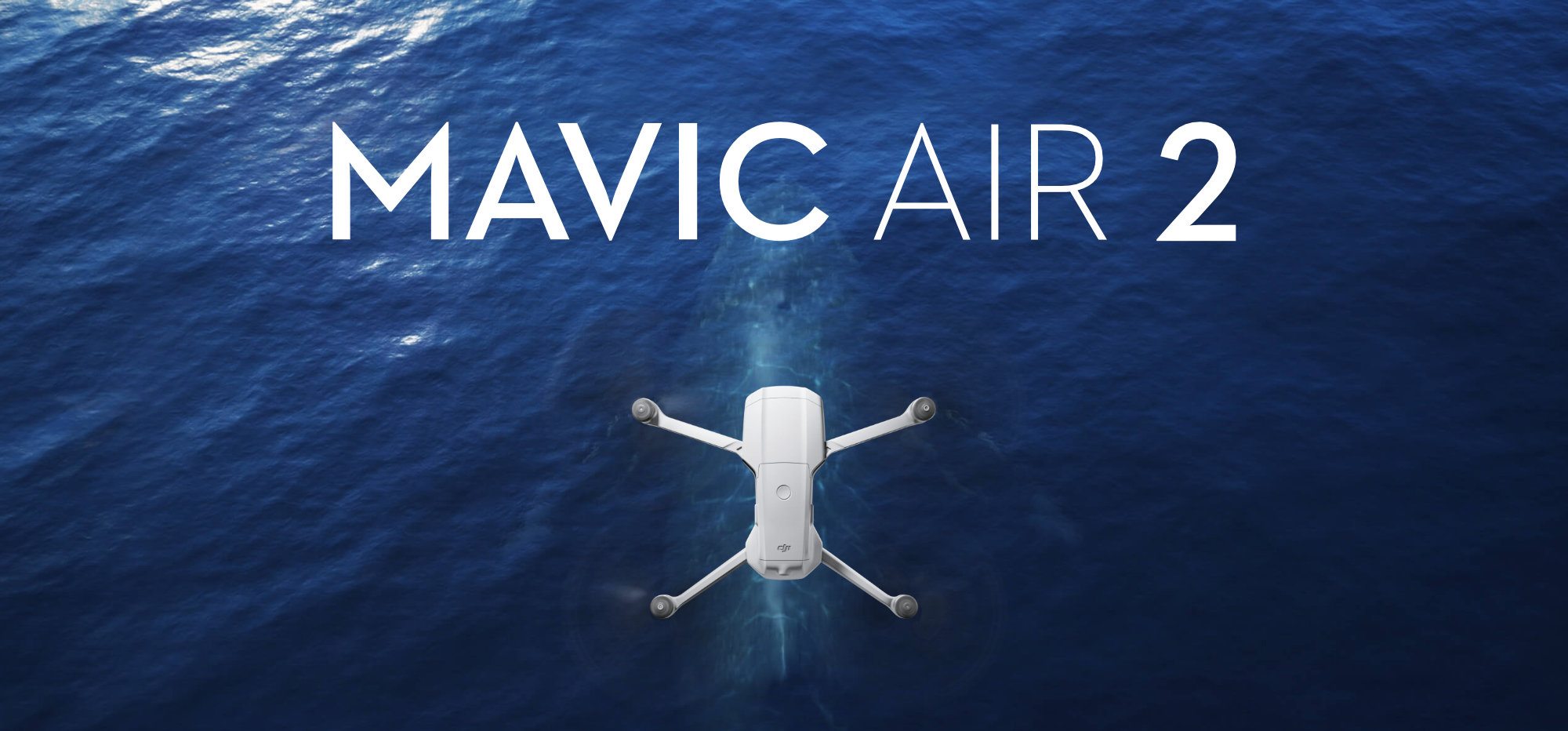 Mavic Air 2 テーマ